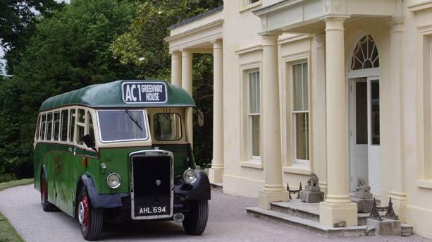 Agatha Christie's Holiday Home at Greenway