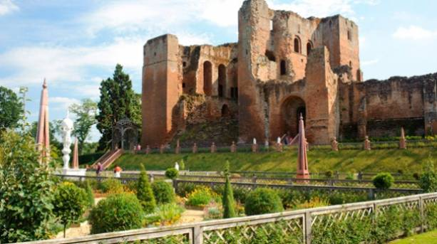 Kenilworth Castle and Gardens