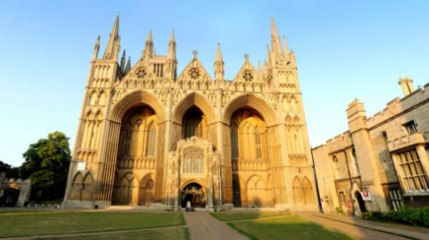 Peterborough Cathedral, West Front