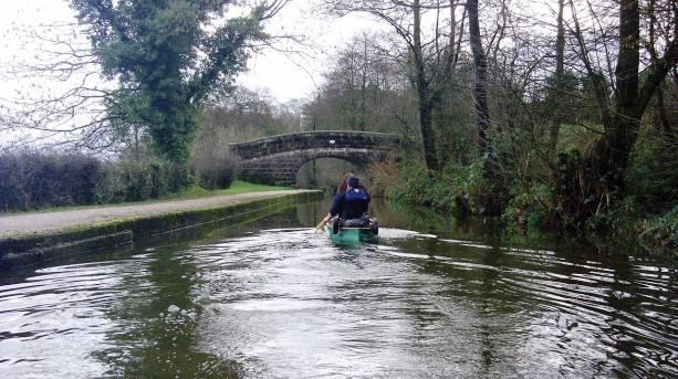 Stoke-on-Trent's Heritage Canoe Trail