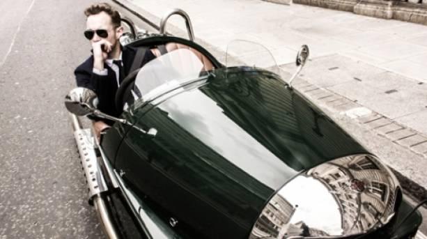 Hire a Morgan in style with the new 3wheeler