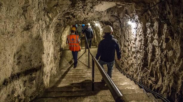 Ramsgate's wartime tunnels