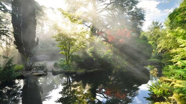 Secret Gardens of Blenheim Palace