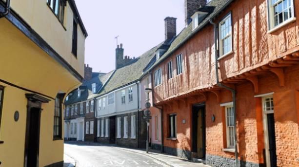 Historic Nelson Street