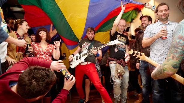 Hockley Hustle music festival