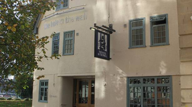 The Hole in the Wall Pub, Bristol