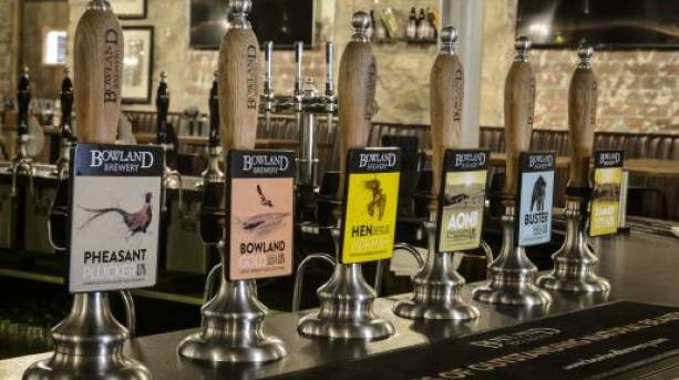 Bowland Brewery Ales