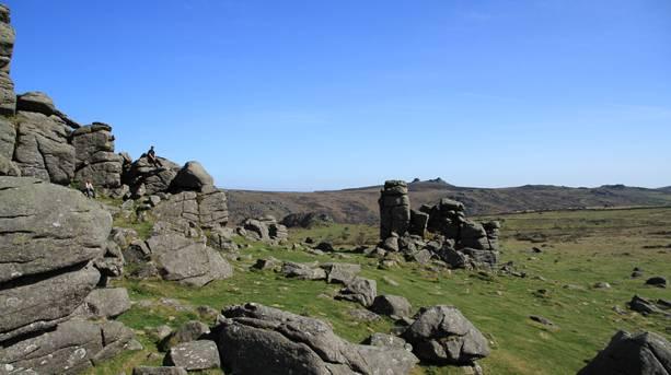Houndtor on Dartmoor