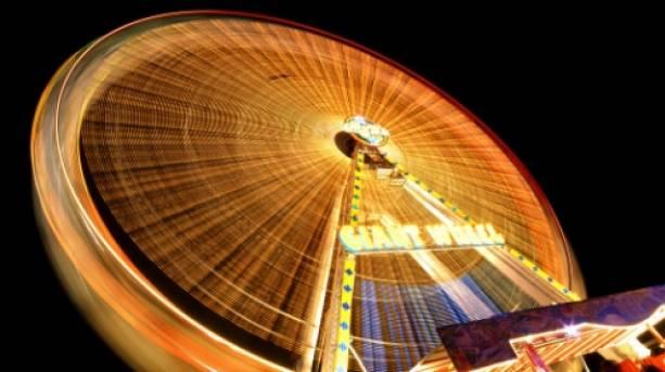 Ferris Wheel at Hull Fair