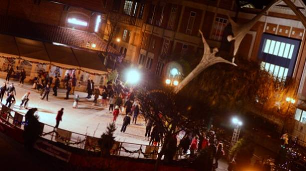 Lincoln Ice Rink