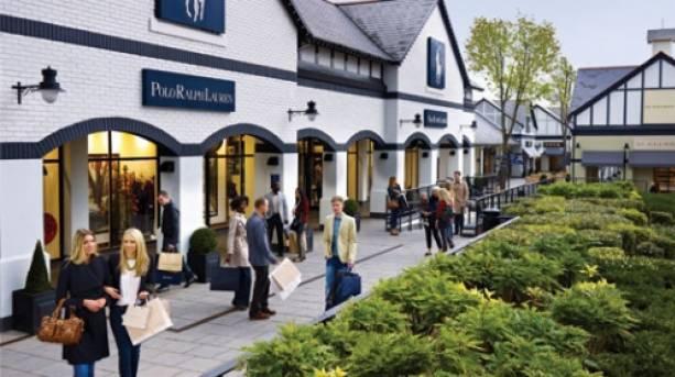McArthur Glen Designer Outlet Cheshire Oaks