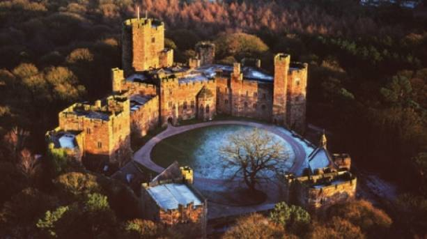 Peckforton Castle, Cheshire