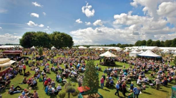 The RHS Show at Tatton Park, Cheshire