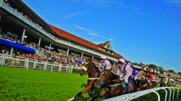 Chester Races, Cheshire
