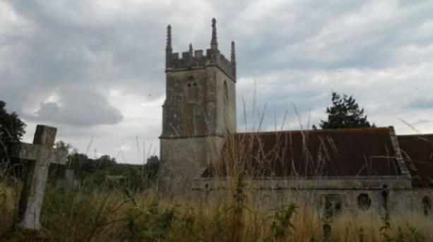 St Giles' Church, Imber