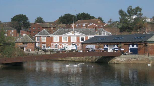 Exeter's Custom House Visitor Centre