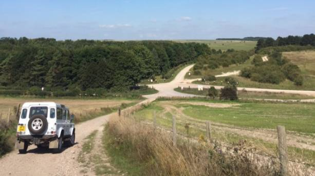 Salisbury Plain Safari
