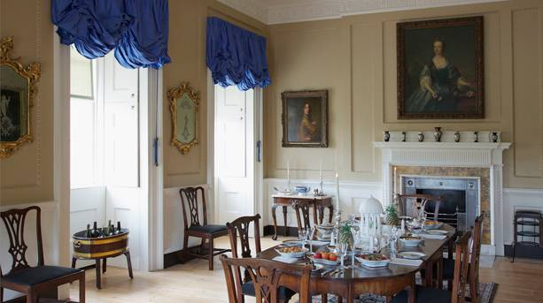 A room inside No.1 Royal Crescent
