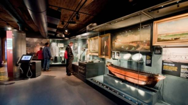 Exhbits at the International Slavery Museum