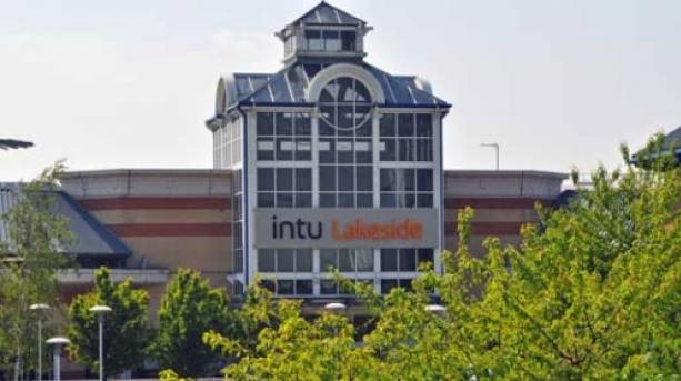 Shopping experience at intu Lkeside