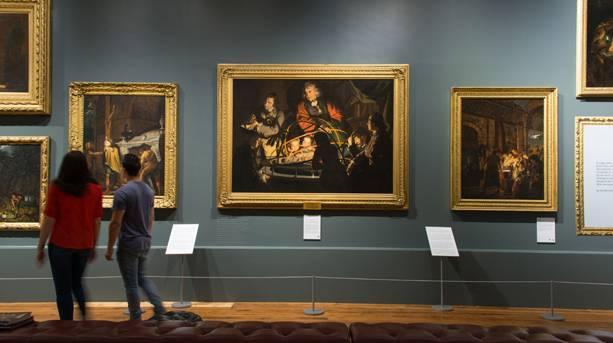 Joseph Wright Gallery Derby