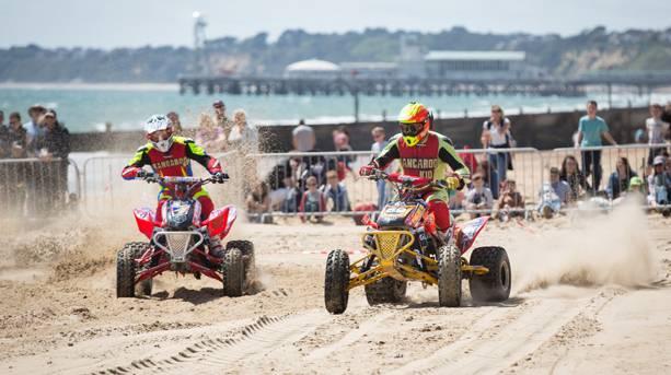 Bournemouth Wheels Festival