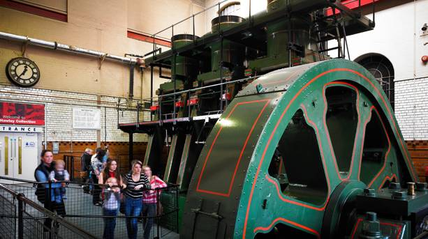 River Don Steam Engine