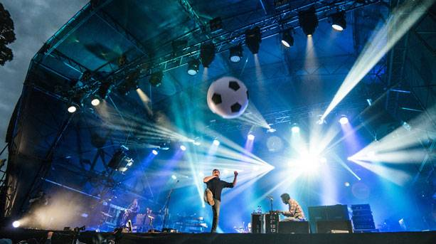Elbow at Kendal Calling