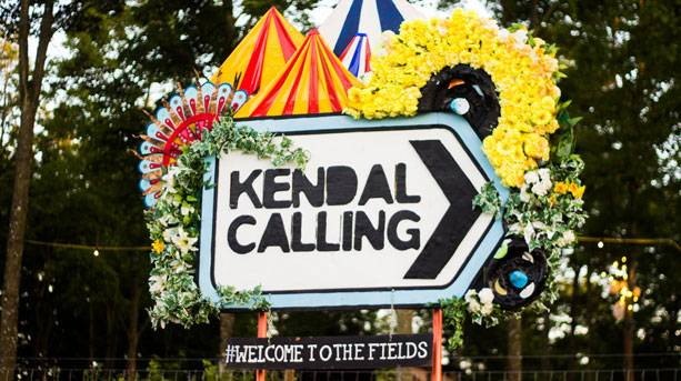 Sign to Kendal Calling