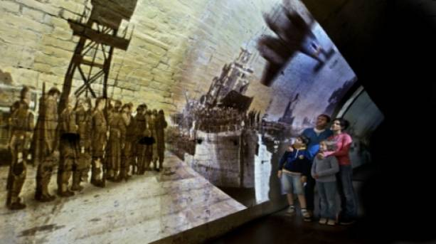 An exhibition on the Dunkirk landings