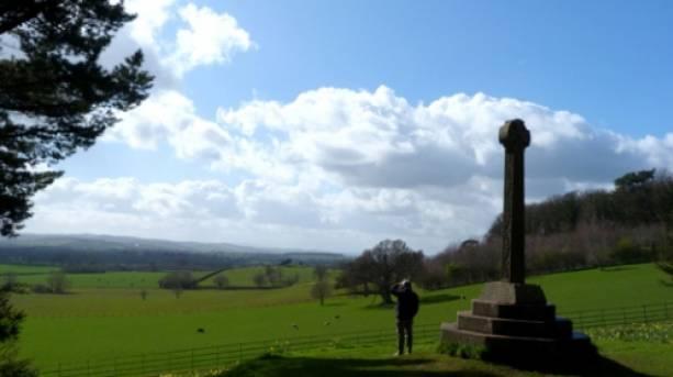 Killerton Parkland in Devon