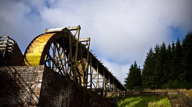 Killhope, The North of England Lead Mining Museum