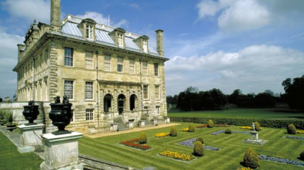 View of Kingston Lacey