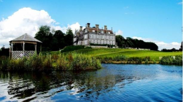 Enjoy A Rural Escape At Kitley House Hotel Visitengland