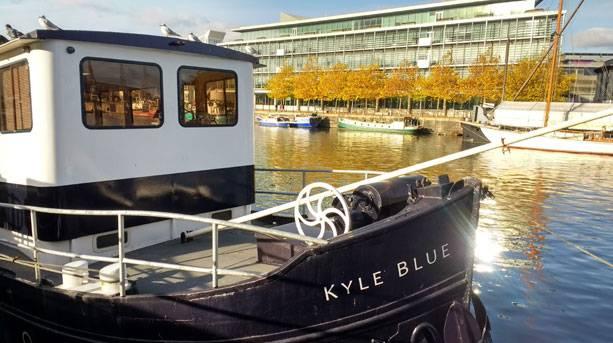 Kyle Blue luxury hostel