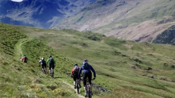 Cycling in Cumbria