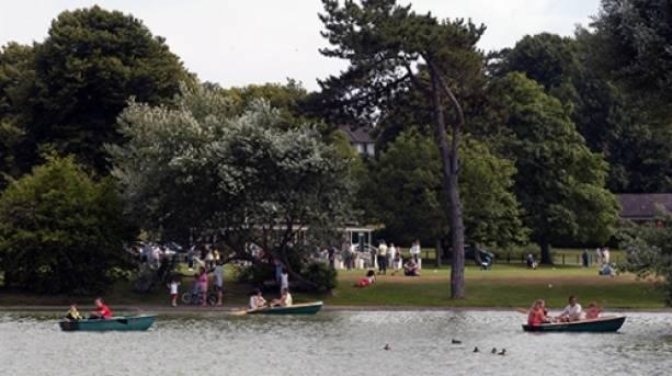 Lake Grounds Portishead