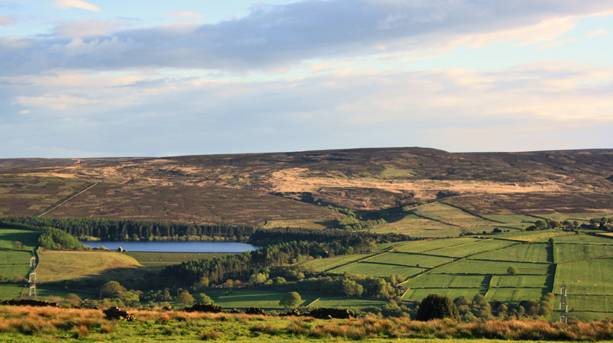 Penistone landscape