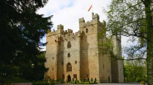 Langley Castle exterior