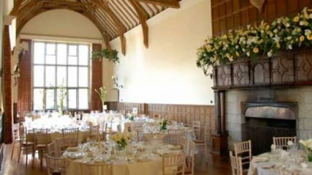 The Long Gallery, an amazing room for your reception