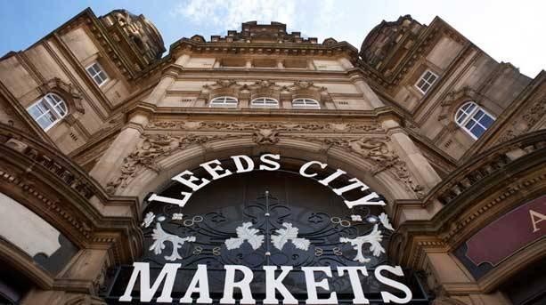 Leeds City Market.
