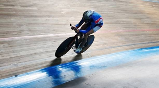 Cycle the same track as Team GB heroes in Lee Valley