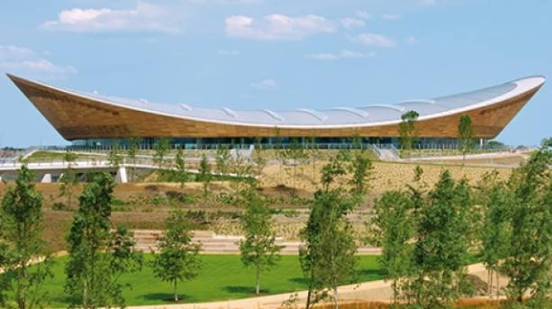 Lee Valley VeloPark is a hub of cycling activity