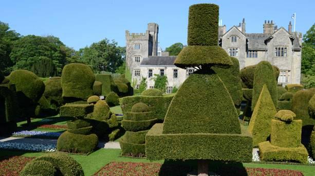 Levens Hall Gardens, Cumbria