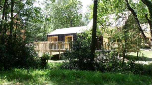 Burnbake Forest Lodges.
