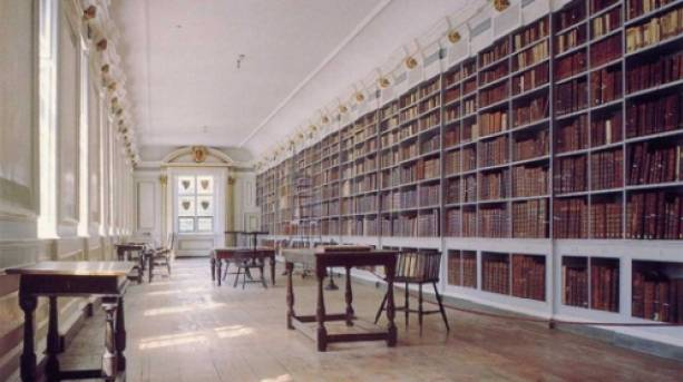 Medieval and Wren Libraries