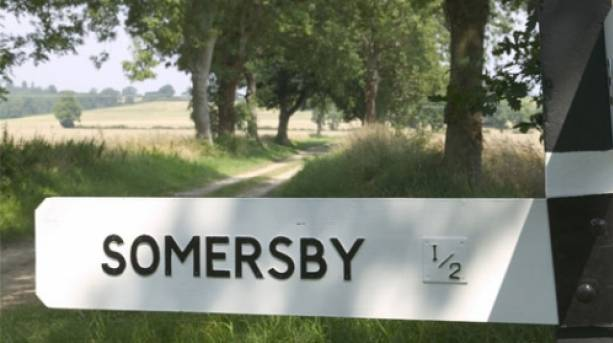 Signpost to Somersby