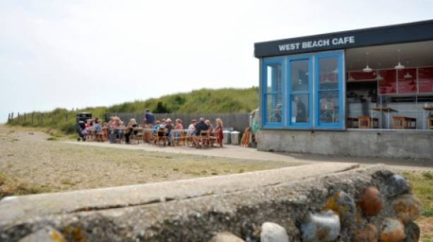 Walk from Climping to West Beach Local Nature Reserve
