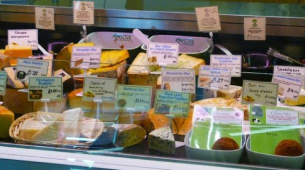 Buy a variety of local food and drink produce in the Vale of Evesham