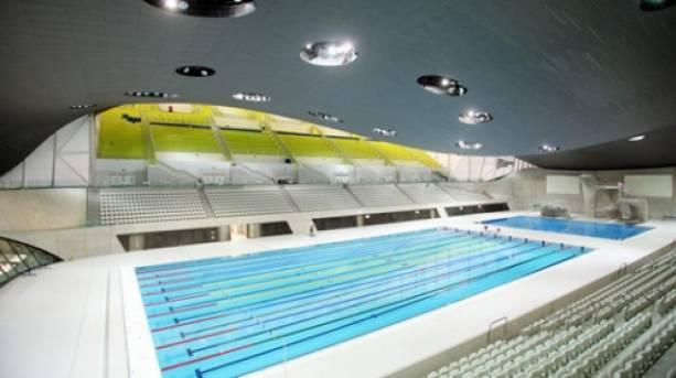 Swim like an Olympian